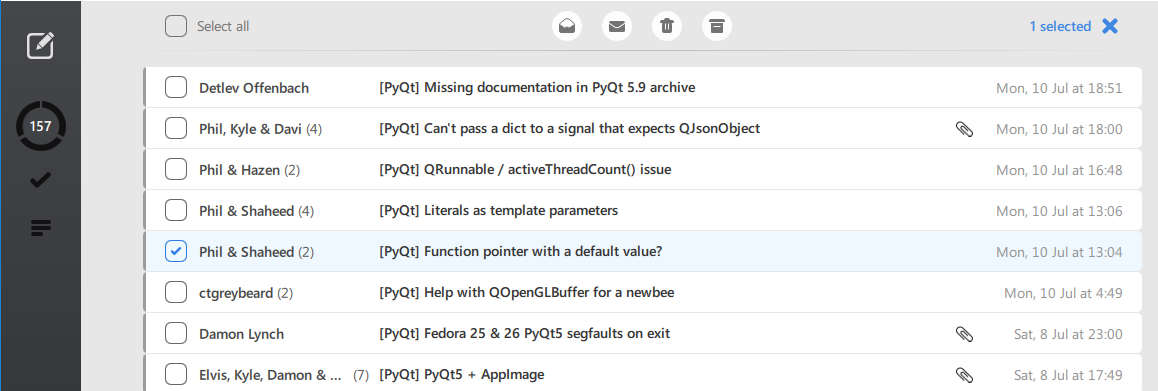 Pyqt5 Multiple Pages