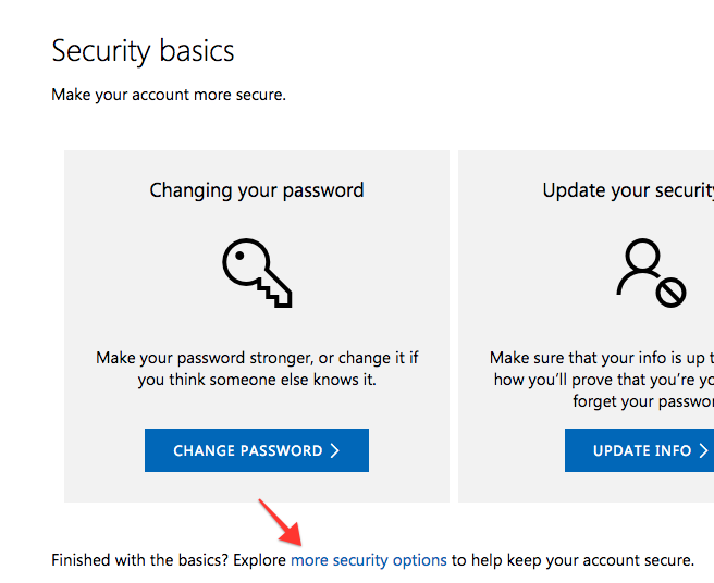 Using Hiri with Outlook com two factor authentication (2FA